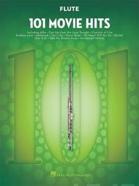 101 Movie hits flute -  pdf epub