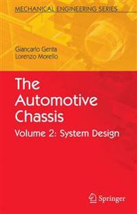 The Automotive Chassis, Volume 2