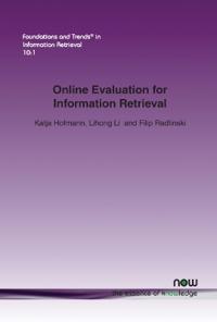 Online Evaluation for Information Retrieval