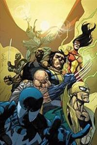New Avengers: The Complete Collection, Volume 3