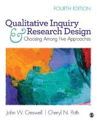 Qualitative Inquiry & Research Design