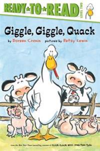 Giggle, Giggle, Quack/Ready-To-Read