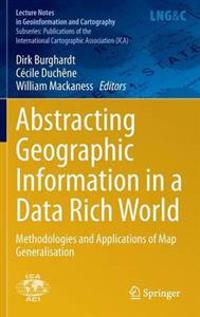 Abstracting Geographic Information in a Data Rich World