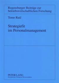 Strategiefit Im Personalmanagement
