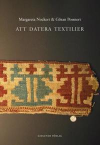 Att datera textilier