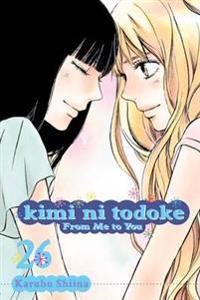 Kimi Ni Todoke from Me to You 26