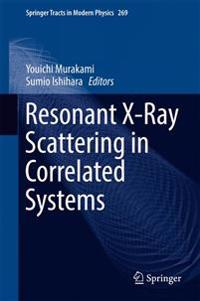 Resonant X-Ray Scattering in Correlated Systems
