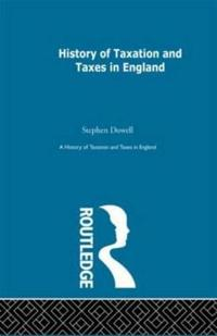 History Of Taxation And Taxes In England