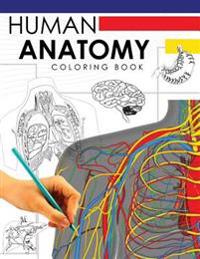 Human Anatomy Coloring Book: A Complete Study Guide (5th Edition)