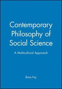Contemporary Philosophy of Social Science
