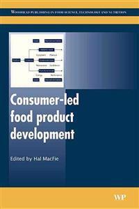 Consumer-Led Food Product Development