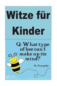 Witze Fur Kinder: German