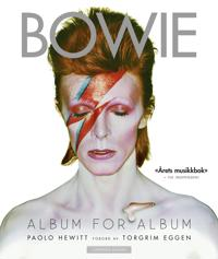 Bowie; album for album