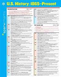 U.S. History: 1865-Present Sparkcharts