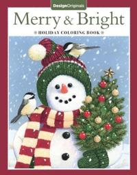 Merry & Bright Coloring Book