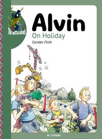 Alvin On Holiday
