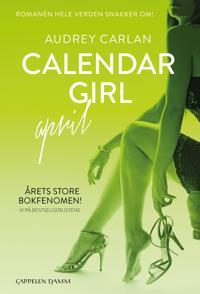 Calendar girl; April