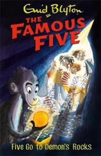 Famous five: five go to demons rocks - book 19