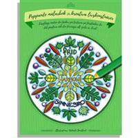 Peppande målarbok för kreativa livskonstnärer