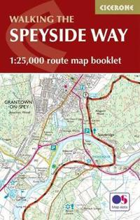 Speyside Way Map Booklet
