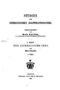 Der Altenglische Vers