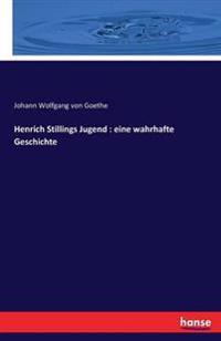 Henrich Stillings Jugend