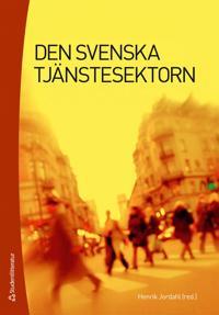 Den svenska tjänstesektorn