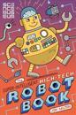 Super-Intelligent, High-tech Robot Book