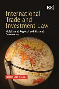 International Trade and Investment Law