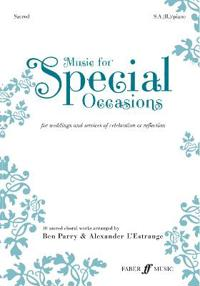 Music for Special Occasions -- Sacred