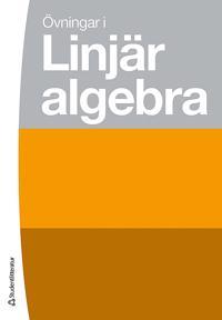 Övningar i linjär algebra