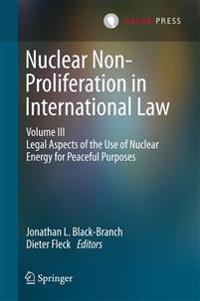 Nuclear Non-proliferation in International Law