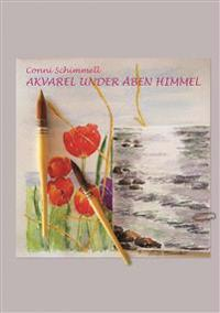 Akvarel under åben himmel