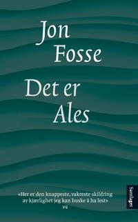 Det er Ales - Jon Fosse | Ridgeroadrun.org