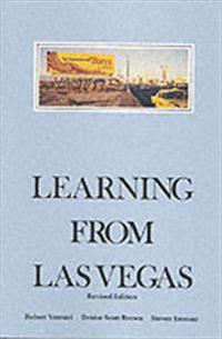 Learning from las vegas - the forgotten symbolism of architectural form
