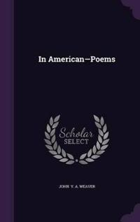 In American-Poems
