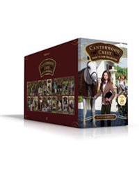 Canterwood Crest Born to Ride Collection: Take the Reins; Chasing Blue; Behind the Bit; Triple Fault; Best Enemies; Little White Lies; Rival Revenge;