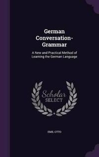 German Conversation-Grammar