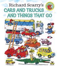 Cars & Trucks & Things That Go - Richard Scarry - böcker (9780307157850)     Bokhandel