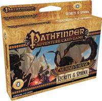 Pathfinder Adventure Card Game: Mummy's Mask Adventure Deck 4: Secrets of the Sphinx