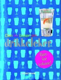 Drikkeleker - Cosmo Brown pdf epub