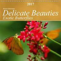 Delicate Beauties Exotic Butterflies 2017