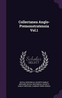 Collectanea Anglo-Premonstratensia Vol.1