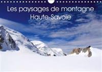 Paysages De Montagne Haute-Savoie 2017