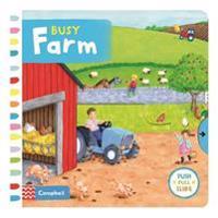 Busy Farm -  - böcker (9781509828944)     Bokhandel