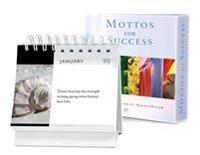Mottos for Success Vol. 4: A Daily Desktop Quotebook