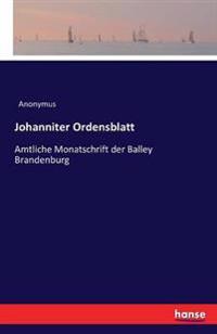 Johanniter Ordensblatt