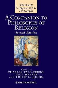 Companion Philosophy Religion