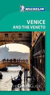Venice and the Veneto - Michelin Green Guide