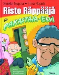 Risto Räppääjä ja pakastaja-Elvi